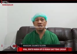 dokter marah