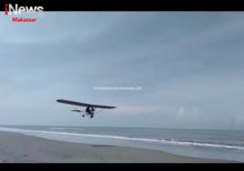 pesawat buatan
