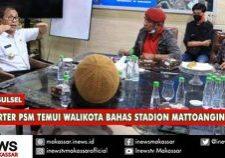 supporter psm temui walikota bahas stadion mattoangin